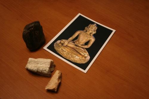 Сувениры из Монголии