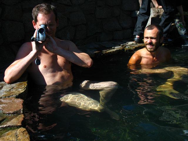 Индостанское купание