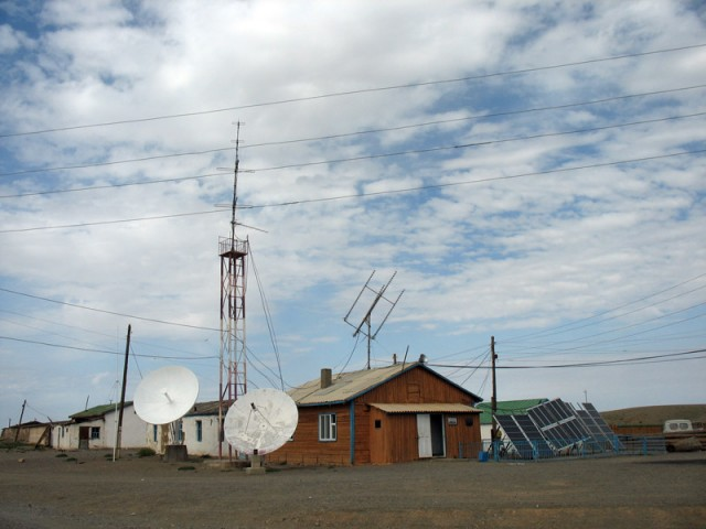 Города Монголии