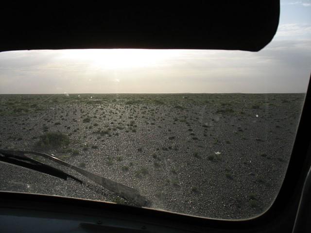 Монголия: Дороги