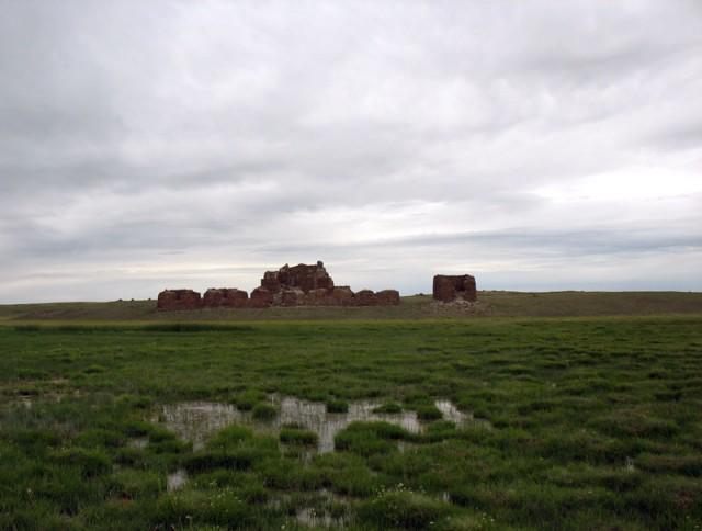 Монголия. Поэтичный пейзаж