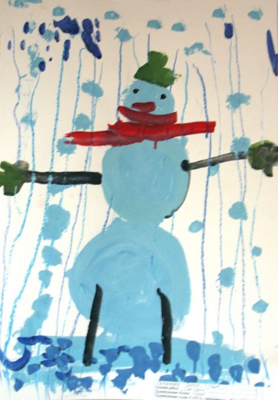Снеговик, Гамаюнов Тимур