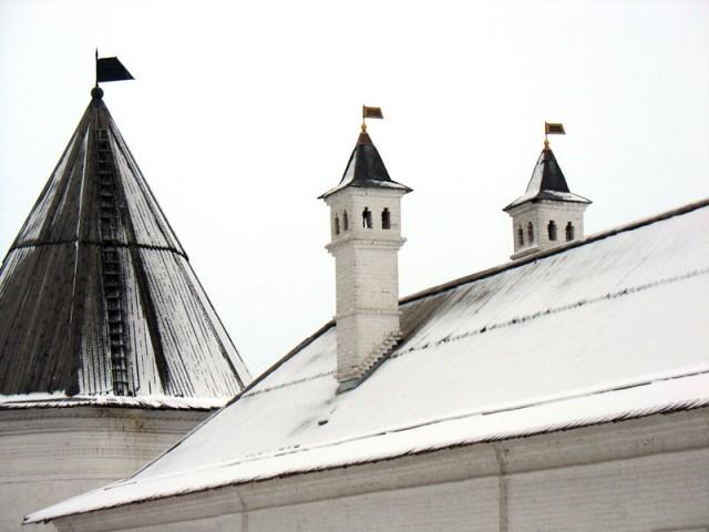 Башни Кремля. Казань
