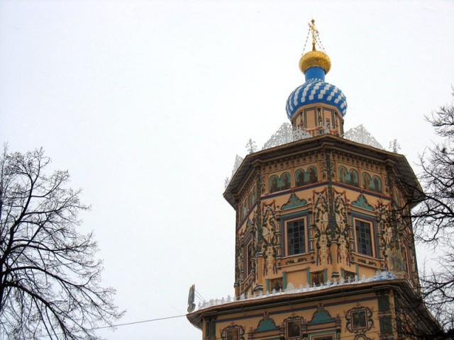 Петропавловский собор. Казань