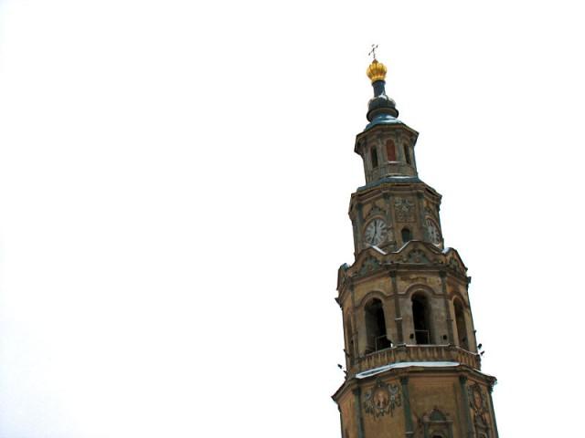 Колокольня Петропавловского собора