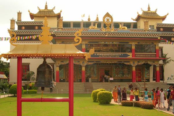 Golden Temple снаружи