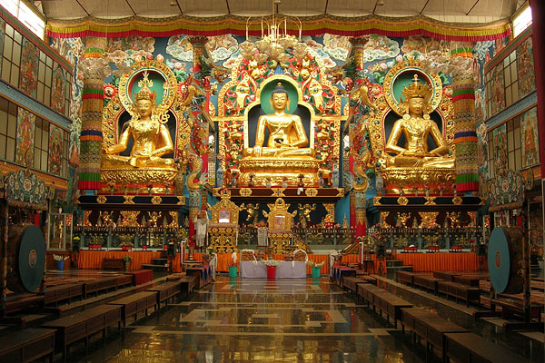 Golden Temple  внутри
