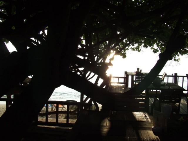 Перед закатом. Остров Самед, провинция Районг.