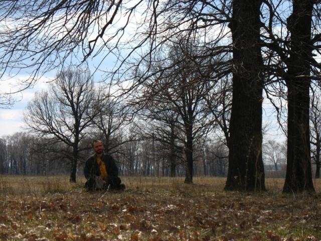 Муни слился с окружающим пейзажем