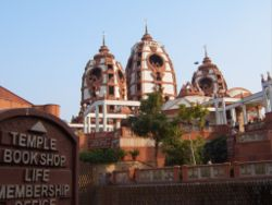 храм ИСККОН (Glory of India или Харе Кришна Темпл)