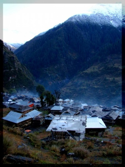 Северная Индия, Гималаи.