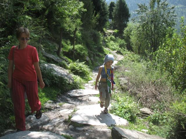 Школы не будет! Все в Гималаи!