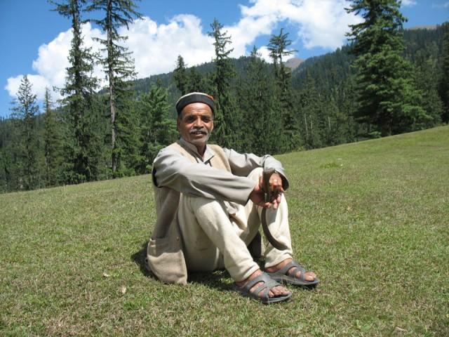 Гималайский житель