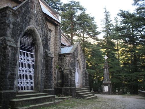 Христианская церковь в Маклеоде