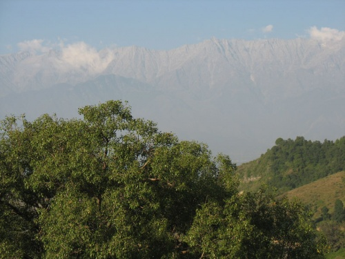 Гималаи вдали
