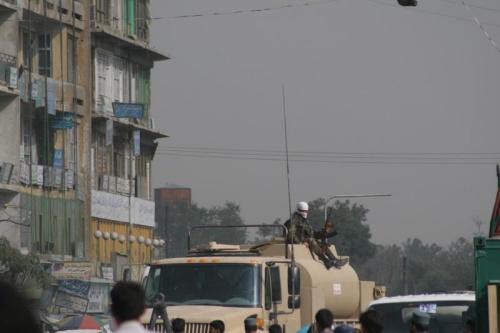 Афган солдер