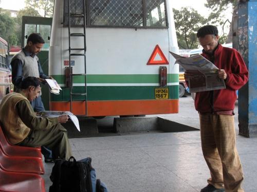 По дороге в Чамбу, Гималаи