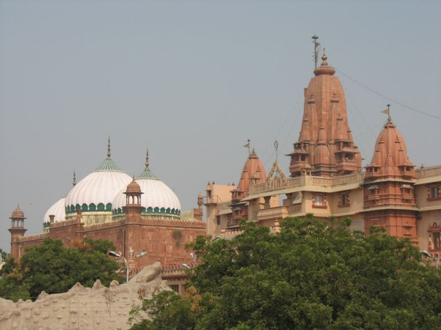 Матхура, Кришна-Джанмастан