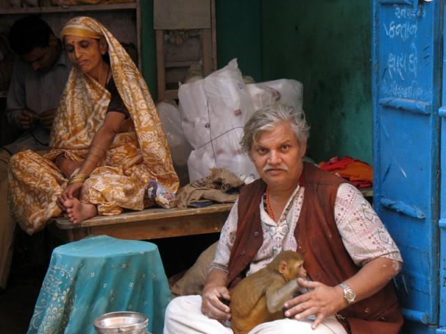 Жители Матхуры