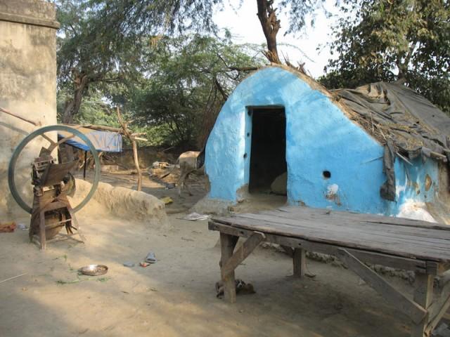 Деревня на другом берегу