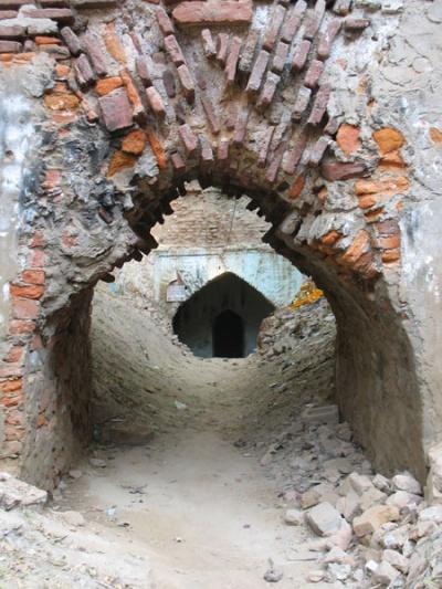 Гробница мусульманского святого