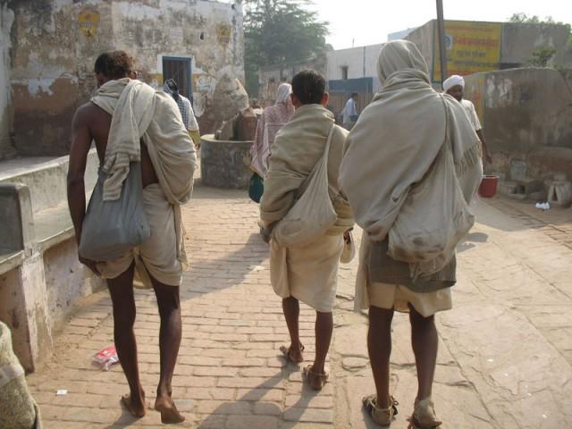 Паломники из Бенгалии