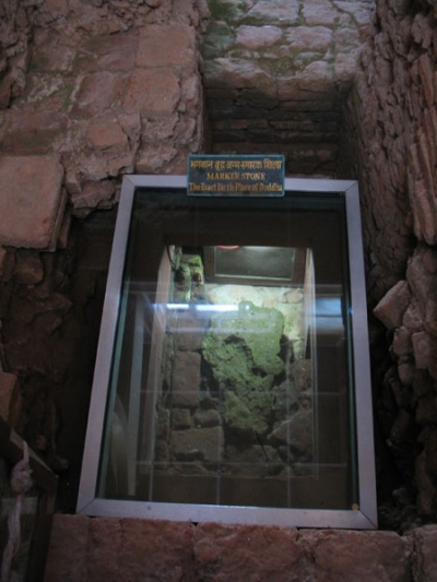 Место явления Будды