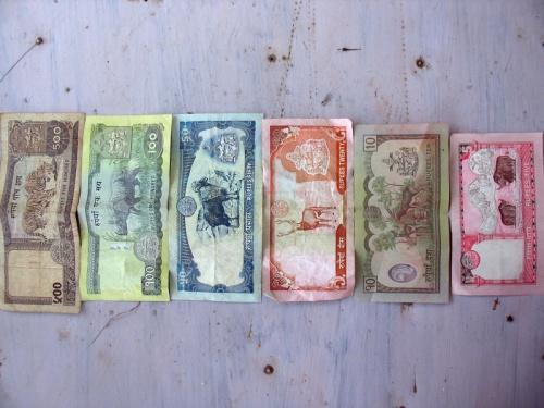 Деньги Непала