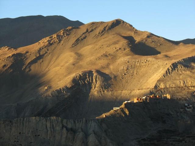 Пейзажи Мустанга
