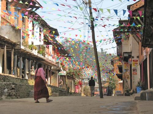 Бандипур, Непал