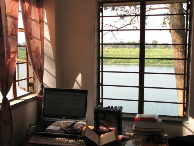 Офис на берегу Джаланги 2007-2008