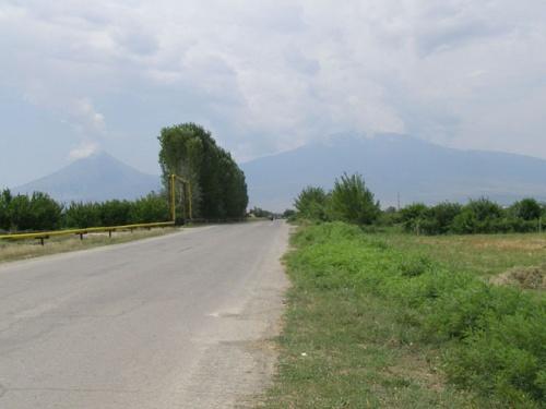 Дорога в долину