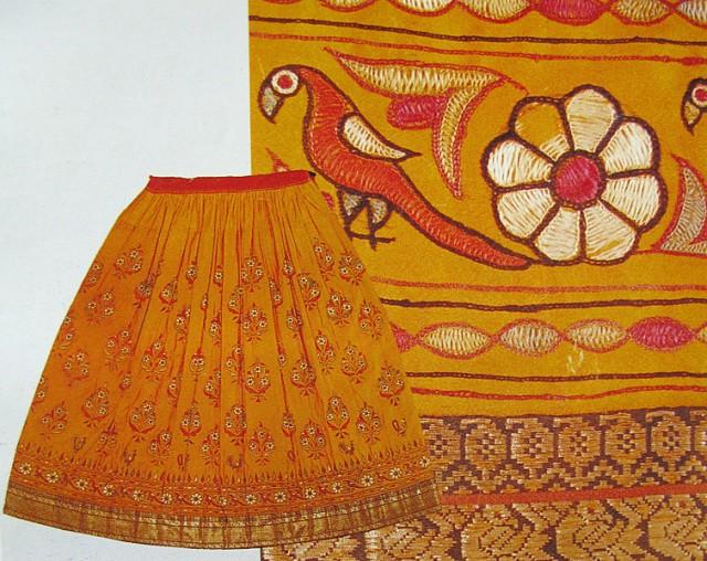 Фото дня: Гуджаратский текстиль