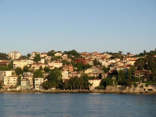 Утренний Стамбул