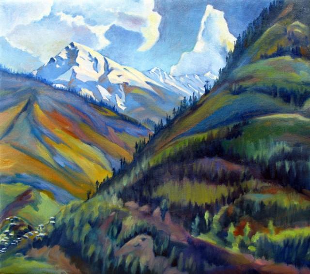 Штенкины Гималаи №2