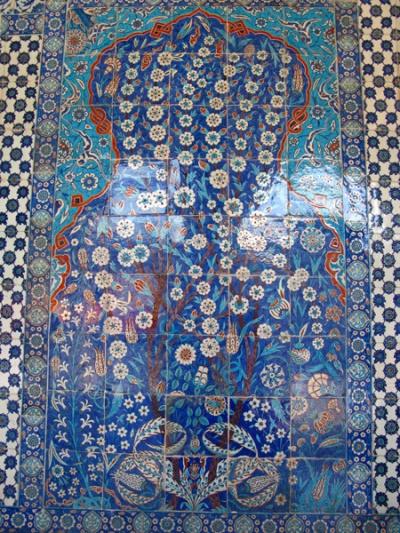 Мечеть Рюстем Паша, Стамбул