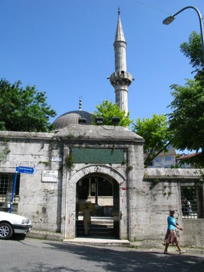 Поездка в Ускюдар, Стамбул, Турция