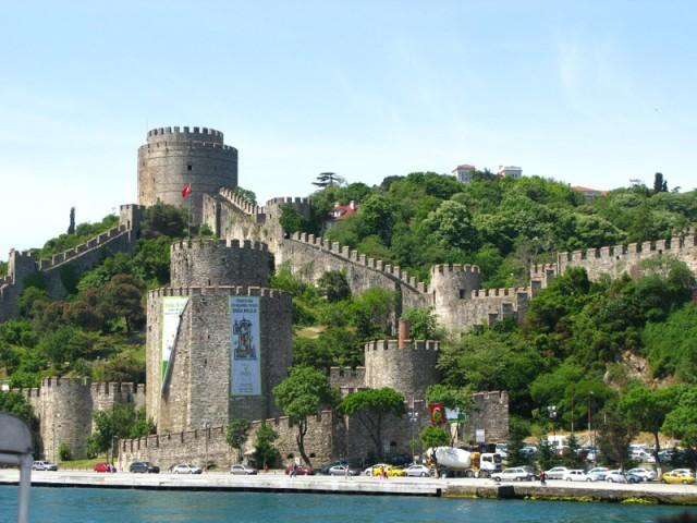 Прогулка по Босфору, Турция