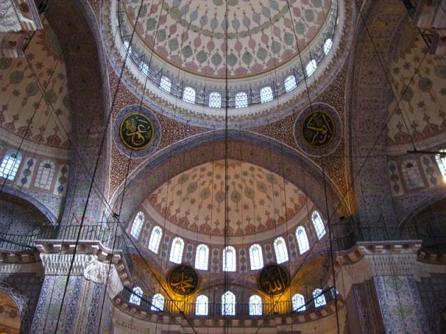 Новая мечеть, Стамбул, Турция