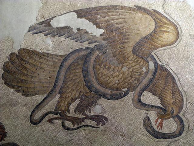 Музей мозаики, Стамбул, Турция