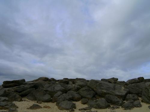 Небо над Каменной могилой