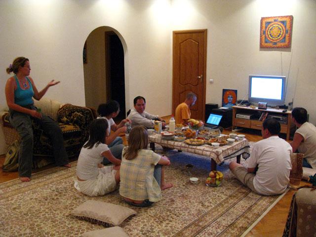 Индостанские посиделки в Алма-Ате