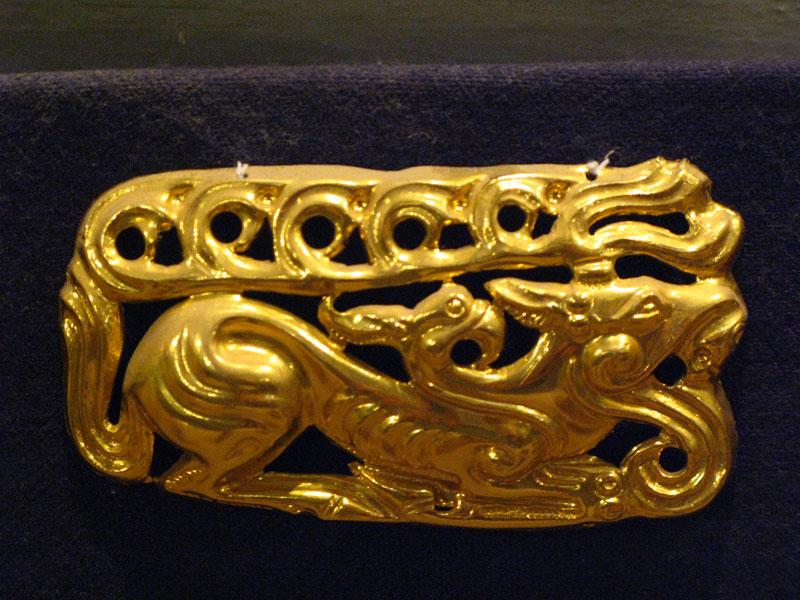 Киевляне увидят золото Скифов