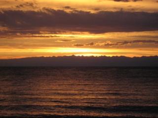 Закат с южного берега