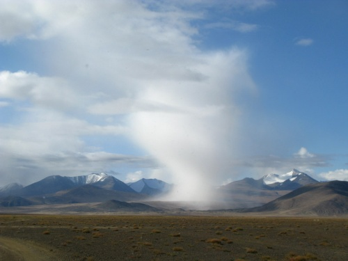 Гуляющее облако