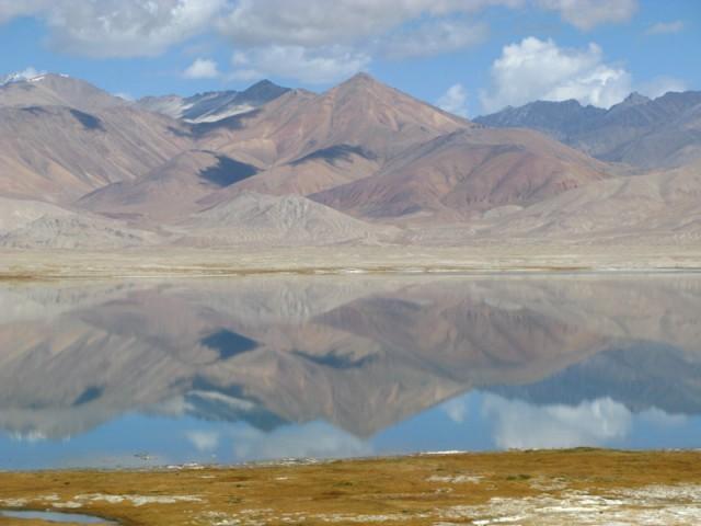 Озера Памира...