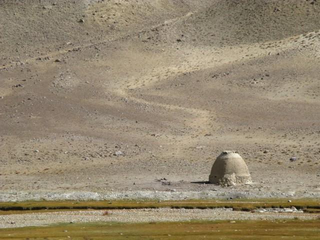 Афганистан: приют для чабанов