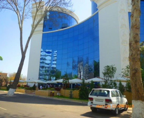 Обычный бизнес-центр
