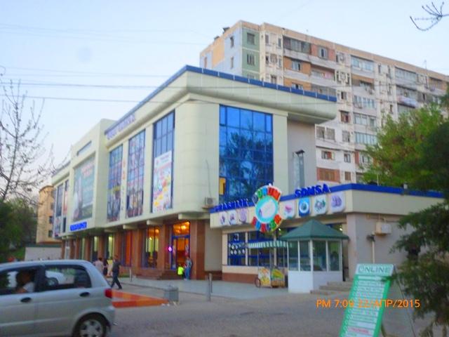 Узбекский фастфуд