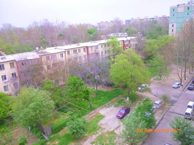 Типичные дворы Ташкента
